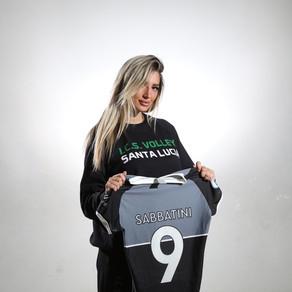 Conferma per il nostro Vice Capitano: Francesca Sabbatini