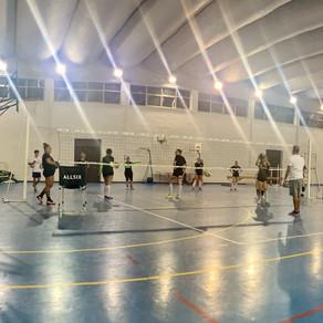 Prima Settimana di preparazione atletica a Labaro