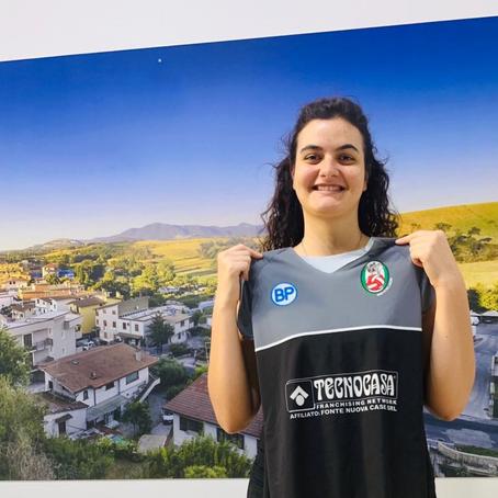 Alessandra Croci  Ufficialmente in squadra!