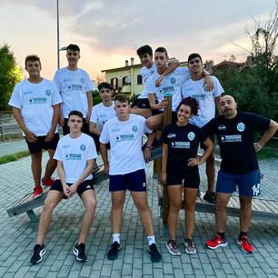 Stagione 2020/2021: Terza Divisione Maschile