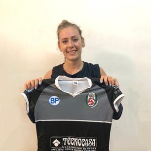 Nuovo ingresso in squadra: Ilaria Alimonti