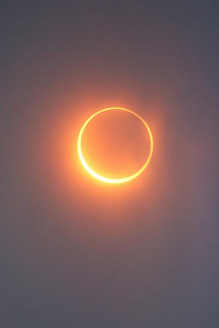 The Vedic Astrologer:  Healing Eclipse On Horizon