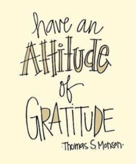 Gratitude For What We Attract