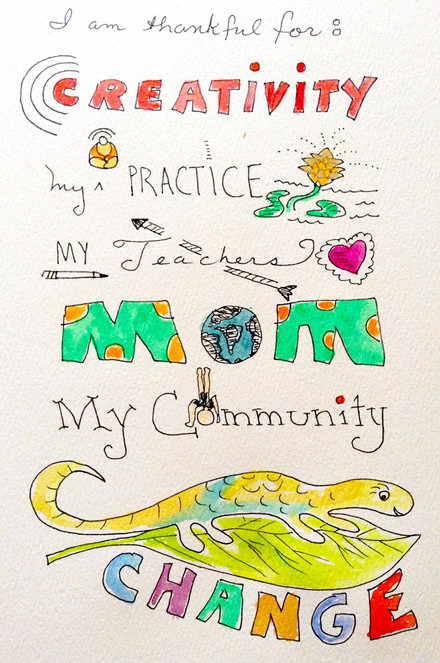 December's Doodle
