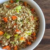 Toasted Sunflower Seed Quinoa Salad