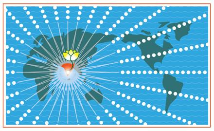 Krishnamacharya's Wisdom Reaches Round The Globe