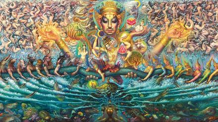 Vedic Astrologer: Lunar Eclipse Of The Venomous Snake Star