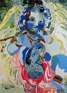 Artist Robin Gaynes-Bachman