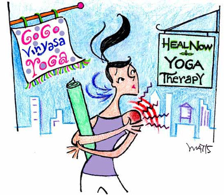 The Next Generation - Yoga Therapy