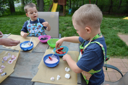 Locavore Post For Toddlers