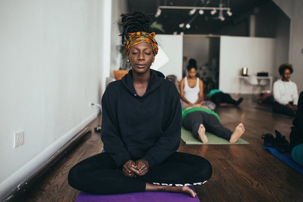 Black Yogis Exist and Yes, We Matter