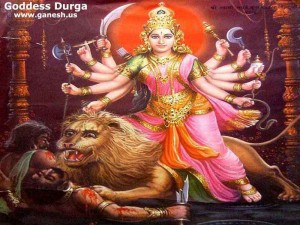 Embodying Durga