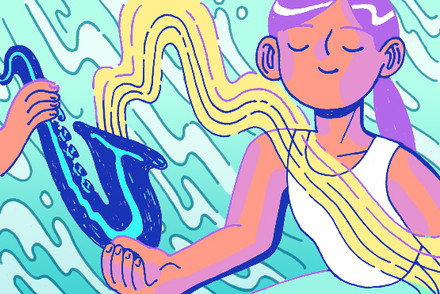 Live Jazz As An Anchor For Meditation