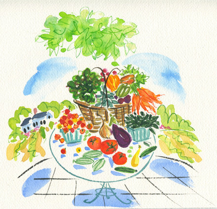 Soul Food/A Weekly Locavore Post