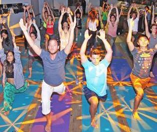 Deep House Yoga Brings A Rhythmic Flow Of Union To NYC