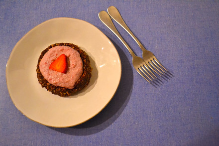 The Guest Blog: A Raw Strawberry Tart For All You Lovers Out There