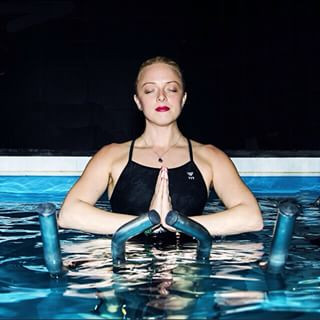 Aqua Cycle Mantra Flow With Anne Koller