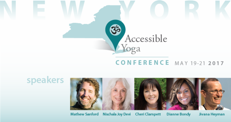 Accessible Yoga Conference