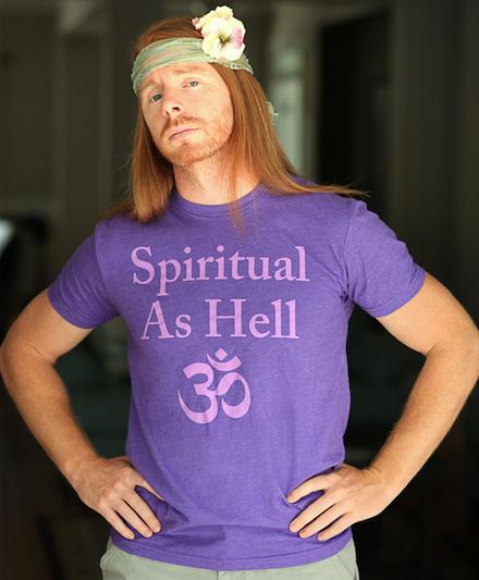Most Spiritualistic Person Ever!