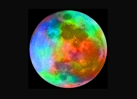 FullMoon InTechnicolor – Holi and Spring Equinox