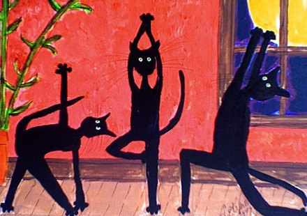 The Guest Blog: Is Yoga Your Superstition?