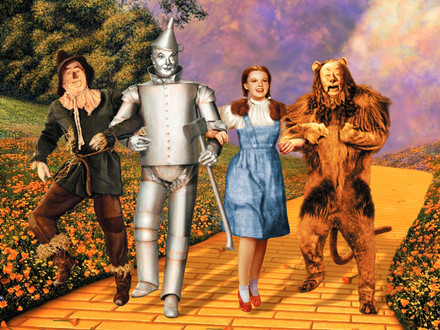 The Guest Blog: The Wizard of Oz Guide to Brains, Hearts and Courage