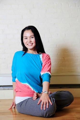Lighten Up With Masako Miyakawa