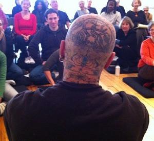 Buddhism Meets Punk Rock