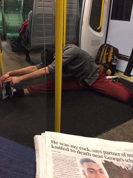 Commuter De-Stress