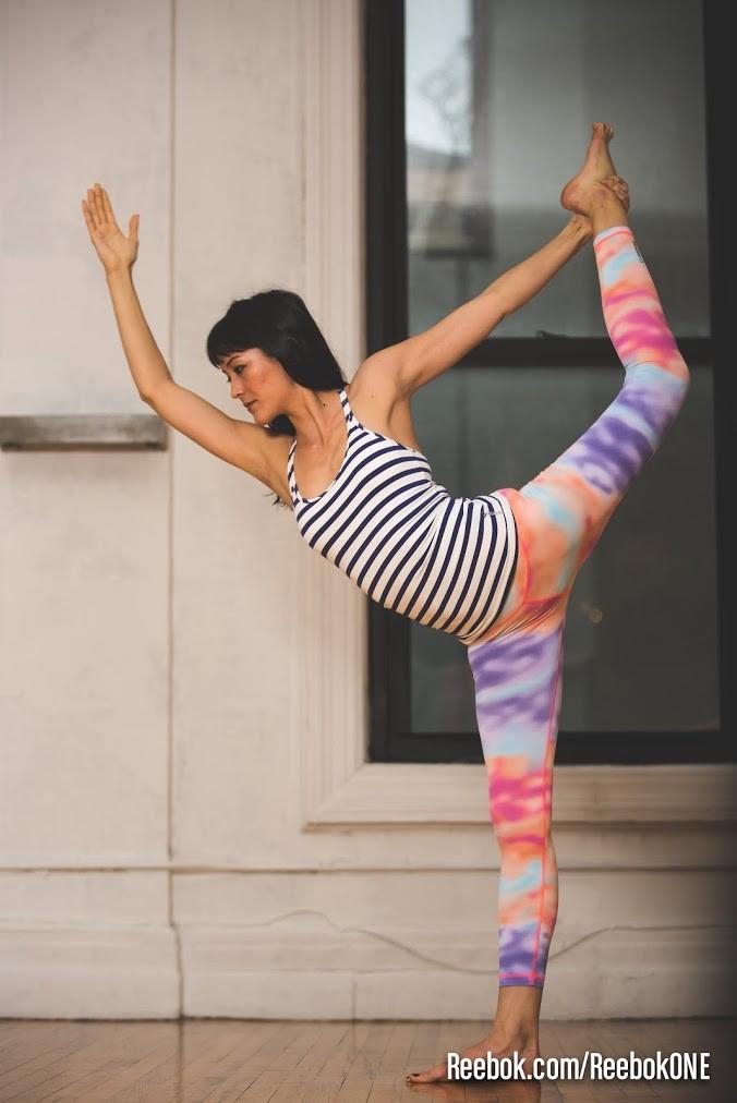 Suzy Park Strala Yoga