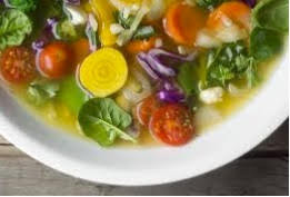 Cleansing Vegetable Soup