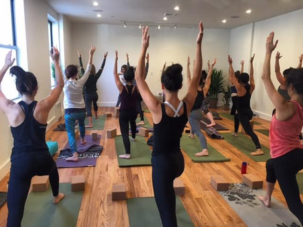 Studio Expansion! Loom Yoga Opens In Williamsburg