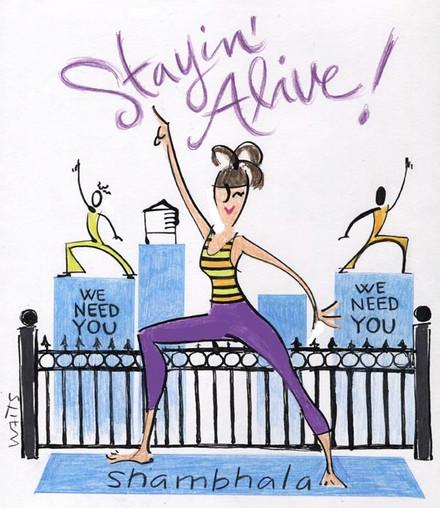 Save Local Yoga