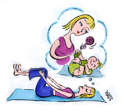 Yoga Lessons From Babies