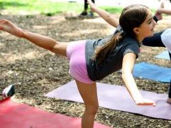 Yoga Foster Pursues Creativity
