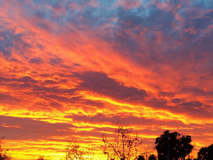 The Guest Blog: The Art of The Sunset