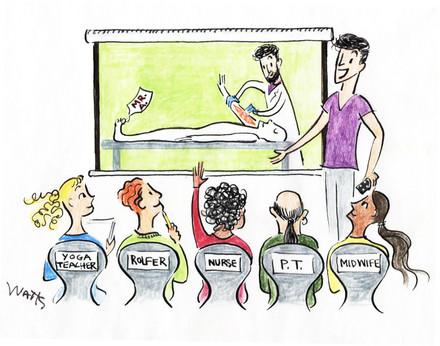 Yoga Med School: Go Straight To Gross Anatomy