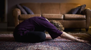 Talk Therapy Meets Yoga