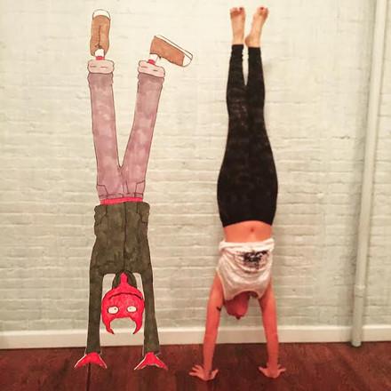 One Pose—Three Ways
