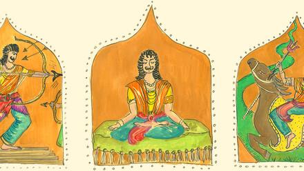 3 Yogis Interpret The Gita