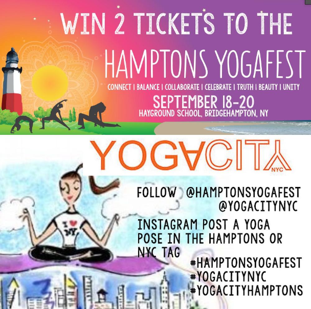 Hamptons Yoga Fest