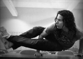 Joseph Mata Teaches Mathematics Through Yoga