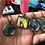 Thumbnail: Witchy Glass and metal Necklaces