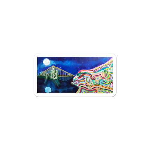 Moon Light Dream Stickers