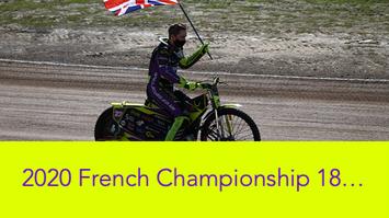 Mistrzostwa Francji 2020 18.10.20.2020