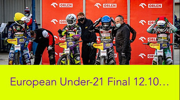 Finał Europy U-21 12.10.20