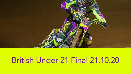British Under-21 Final 21.10.20