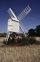 Bodicote Windmill Post Mill Bloxham Grove