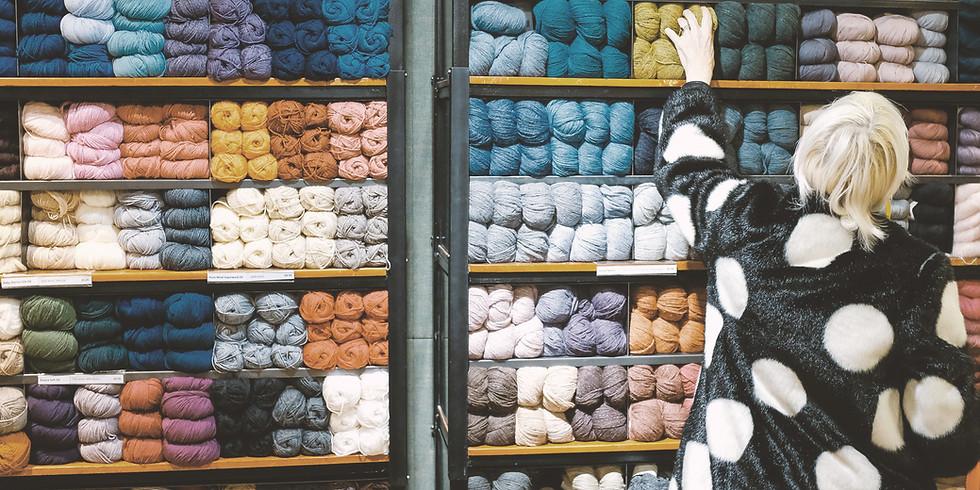 Yarn Matters Trunk Show