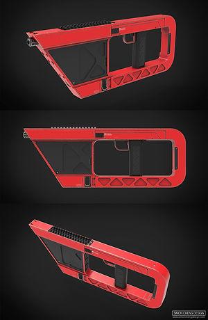 gun concept design